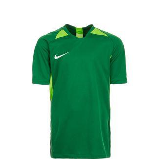 Nike Striker V Fußballtrikot Kinder grün / weiß