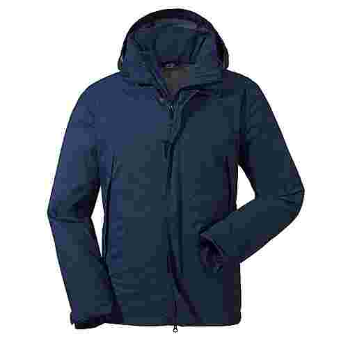 Schöffel Jacket Easy M3 Regenjacke Herren dress blue