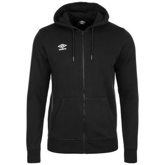 UMBRO Small Logo Trainingsjacke Herren schwarz