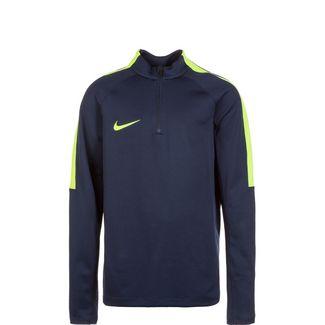 Nike Dry Squad 17 Drill Funktionsshirt Kinder dunkelblau / weiß