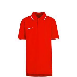 Nike Club19 TM Funktionsshirt Kinder rot / weiß