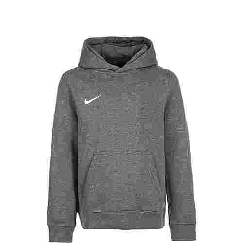 Nike Club19 Fleece TM Hoodie Kinder grau / weiß