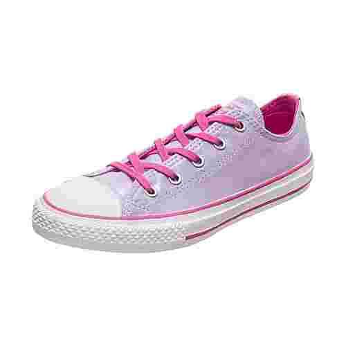 CONVERSE Chuck Taylor All Star Sneaker Kinder lila / pink