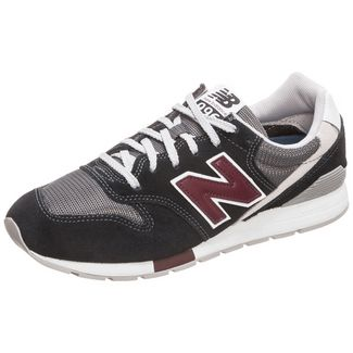 NEW BALANCE MRL996-D Sneaker Herren grau / bordeaux