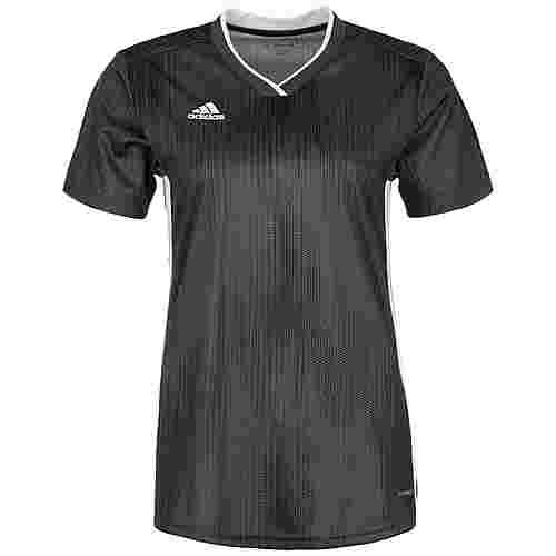 adidas Tiro 19 Funktionsshirt Damen schwarz