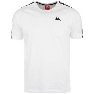 KAPPA Ernesto T-Shirt Herren weiß