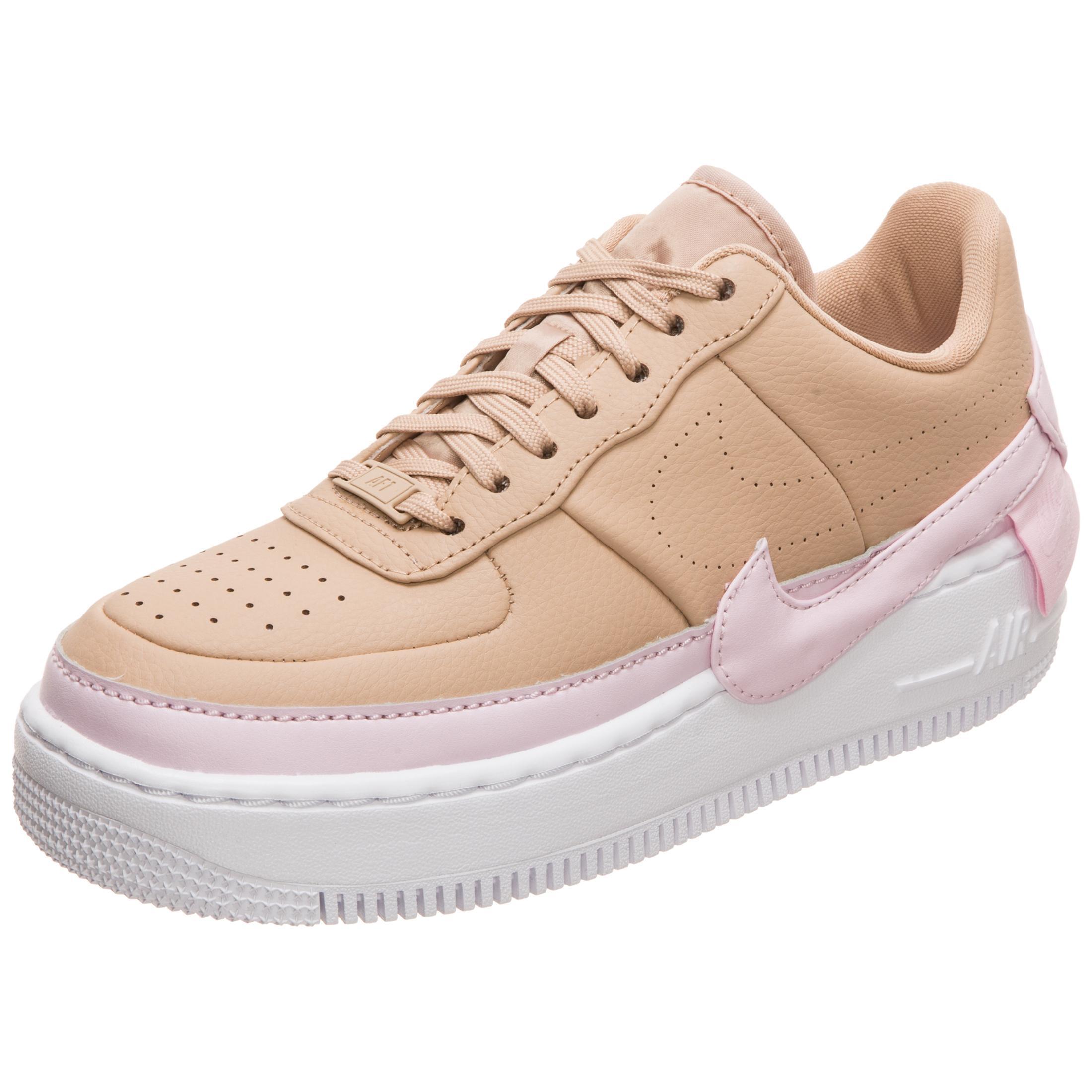 nike air force beige damen