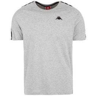 KAPPA Ernesto T-Shirt Herren grau