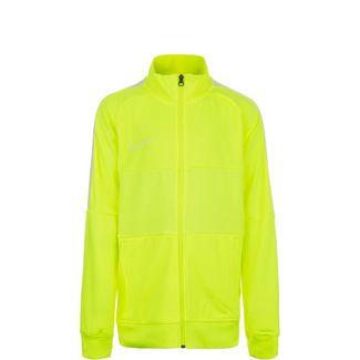 Nike Dri-FIT Academy 19 Trainingsjacke Kinder neongelb / weiß
