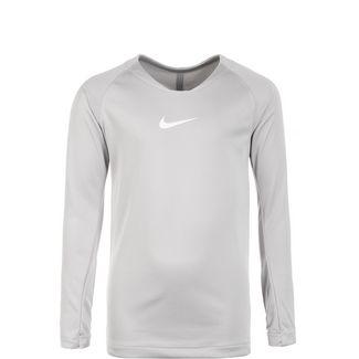 Nike Dry Park First Funktionsshirt Kinder hellgrau / weiß