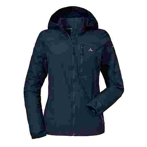 Schöffel Windbreaker Jacket L2 Outdoorjacke Damen dress blue