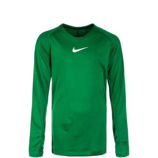 Nike Dry Park First Funktionsshirt Kinder grün / weiß