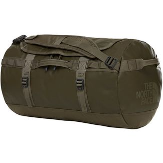 0626b7cc27cea The North Face Base Camp Duffel Reisetasche new taupe green-new taupe green