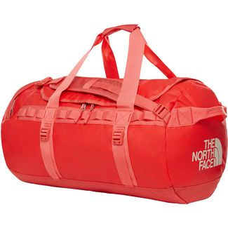 b1121c8228 The North Face Base Camp Duffel Reisetasche juicy red-spiced coral