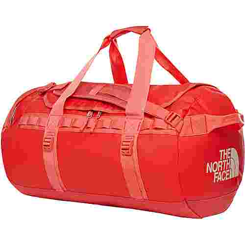 The North Face Base Camp Duffel Reisetasche juicy red-spiced coral
