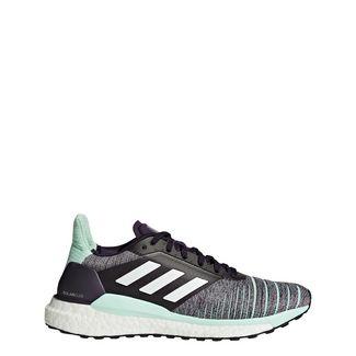 adidas Solar Glide Schuh Laufschuhe Damen Grey / Ftwr White / Clear Mint