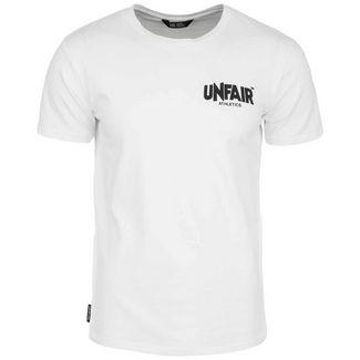 Unfair Athletics Classic Label T-Shirt Herren weiß