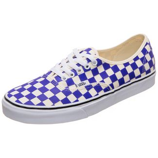 Vans Authentic Sneaker blau / weiß