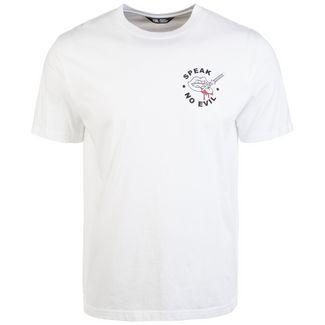 Unfair Athletics Speak No Evil T-Shirt Herren weiß