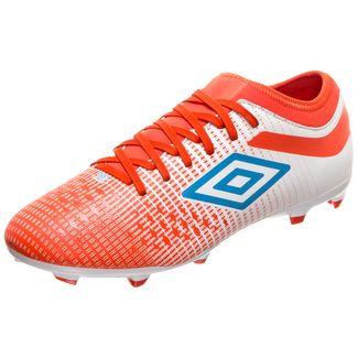 UMBRO Velocita IV Club Fußballschuhe Herren weiß / rot