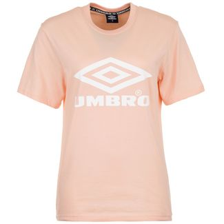 UMBRO Boyfriend Fit T-Shirt Damen pink