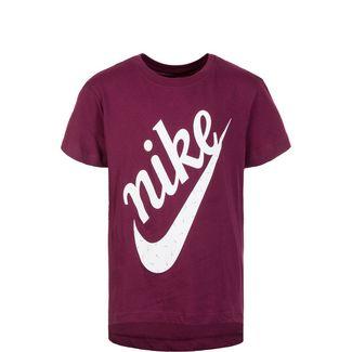 Nike Icon Futura T-Shirt Kinder bordeaux
