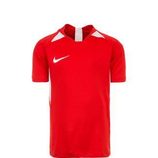 Nike Dri-FIT Striker V Fußballtrikot Kinder rot / weiß