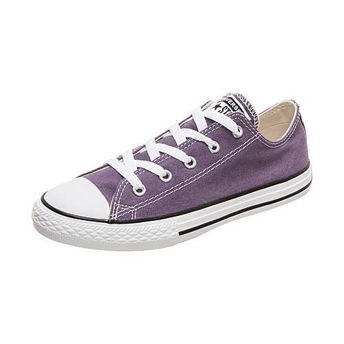 CONVERSE Chuck Taylor All Star Classic Sneaker Mädchen lila weiß im Online Shop von SportScheck kaufen