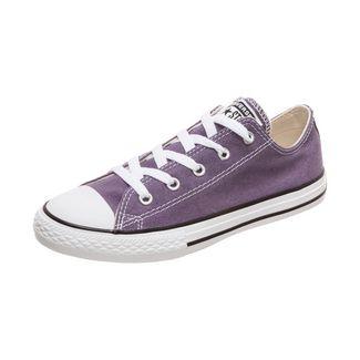 CONVERSE Chuck Taylor All Star Classic Sneaker Kinder lila / weiß