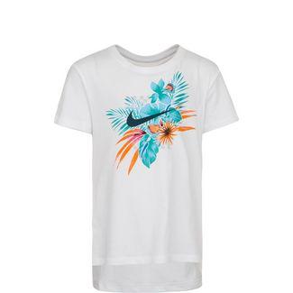 Nike Foliage Futura T-Shirt Kinder weiß