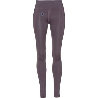 Under Armour Rush Tights Damen gray