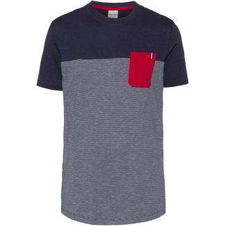 CORE by JACK & JONES JCOSECT T-Shirt Herren maritime blue
