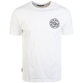 Unfair Athletics Never Rat T-Shirt Herren weiß