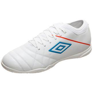 UMBRO Medusae III Club Fußballschuhe Herren weiß / rot