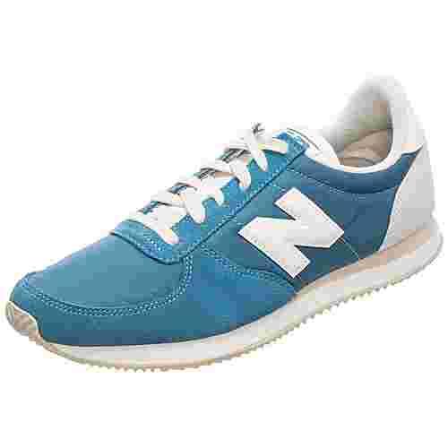 NEW BALANCE U220-D Sneaker Herren blau / weiß