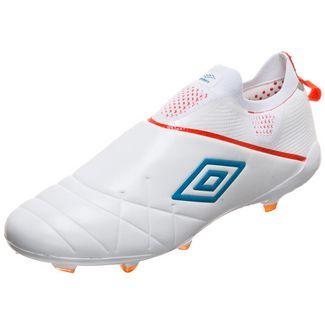 UMBRO Medusae III Elite Fußballschuhe Herren weiß / rot