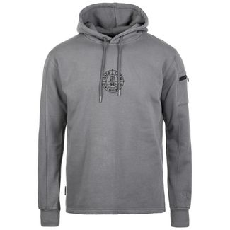 Unfair Athletics Darkshot Hoodie Herren grau