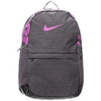 Nike Brasilia Daypack grau / pink