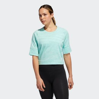 Adidas T Shirt Damen blau im Online Shop von SportScheck kaufen