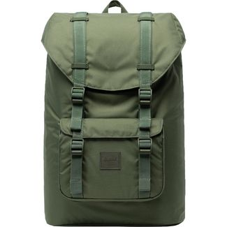 Herschel Little America Mid-Volume Light Daypack oliv
