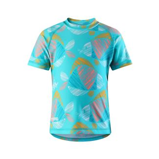 reima Azores UV-Shirt Kinder Bright turquoise