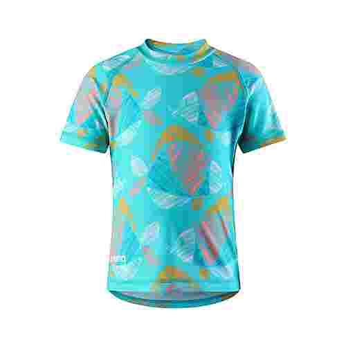 reima Azores UV-Shirt Kinder Bright turquoise