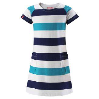 reima Merelle Kurzarmkleid Kinder Navy blue