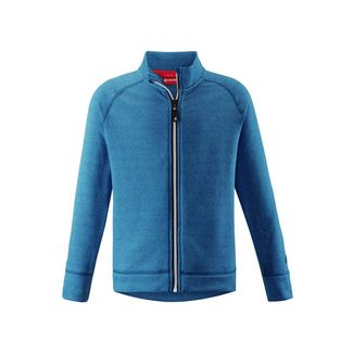reima Lejr Sweatjacke Kinder Dark denim