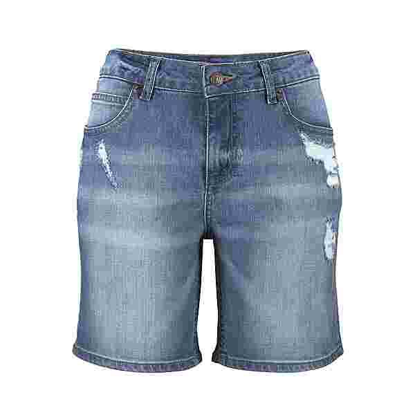 Buffalo Shorts Damen hellblau