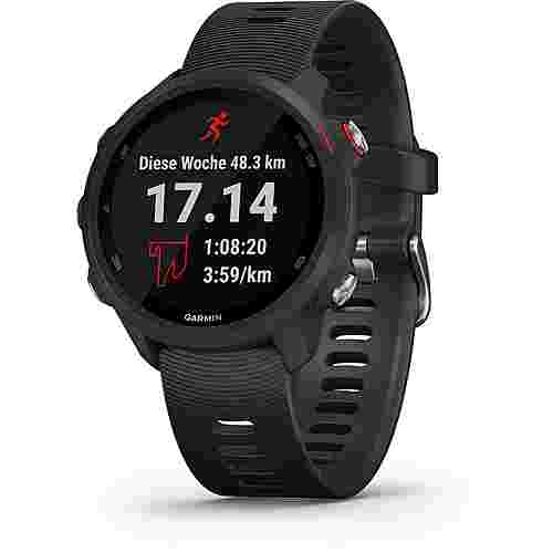 Garmin Forerunner 245M Sportuhr black-red