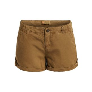 Khujo CARIDA Shorts Damen braun