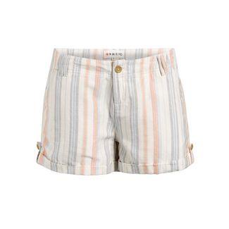 Khujo CARIDA STRIPE Shorts Damen mehrfarbig