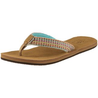 Reef Gypsy Love Zehentrenner Damen teal