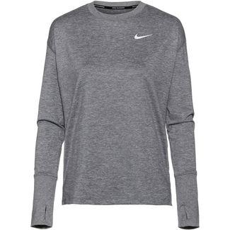 Nike Funktionsshirt Damen gunsmoke-atmosphere grey
